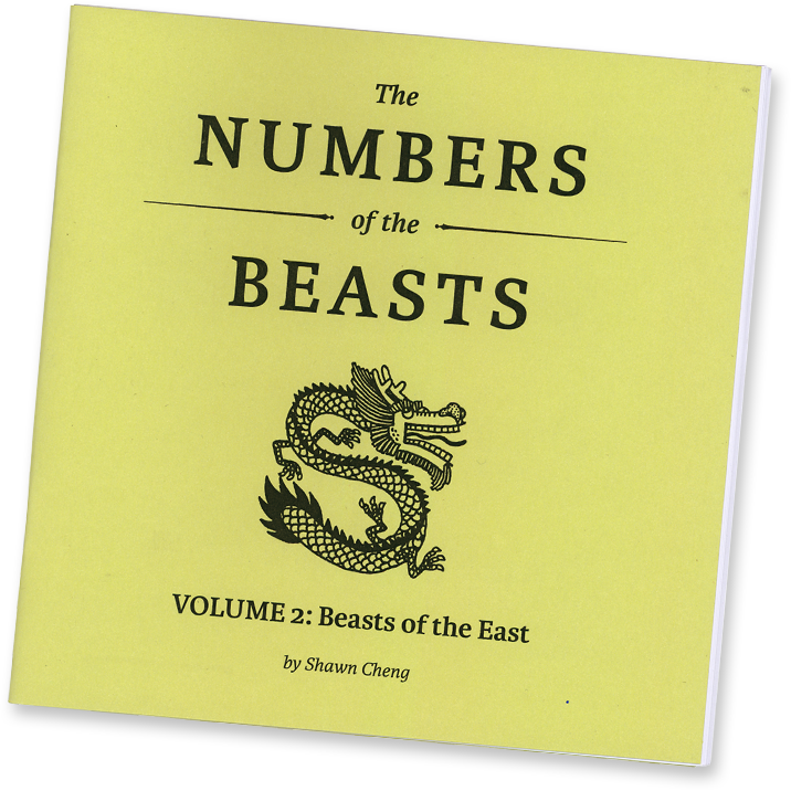 The Numbers of the Beasts, Vol. 2: Beasts of the East by Shawn Cheng